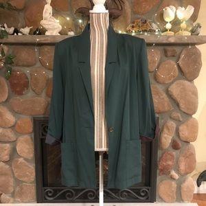 Vintage Sag Harbor Blazer Style Jacket